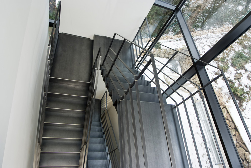 stahltreppen treppen aus stahl spindeltreppen stuttgart heilbronn hoffer. Black Bedroom Furniture Sets. Home Design Ideas