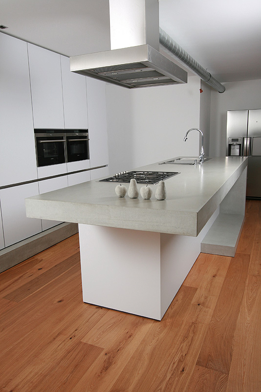 betontisch beton tischplatte selber machen